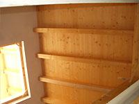 Solaio in legno lamellare
